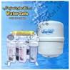 دستگاه تصفیه آب خانگی واترسیف شش مرحله ای پایه دار